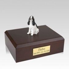 Springer Spaniel Large Dog Urn