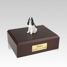 Springer Spaniel Medium Dog Urn
