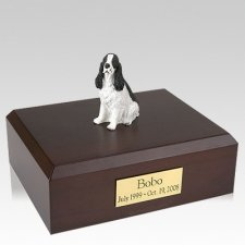 Springer Spaniel Dog Urns