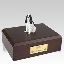 Springer Spaniel X Large Dog Urn