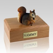 Squirrel X Large Cremation Urn