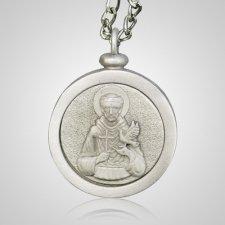 Saint Francis Urn Pendant
