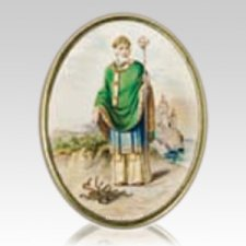 St Patrick Medallion Applique