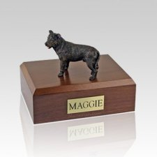 Staffordshire Bull Terrier Brindle Dog Urns