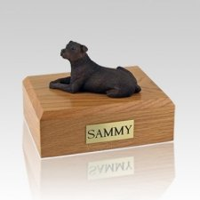 Staffordshire Terrier Dog Urns