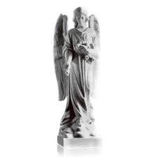 Standing Angel Large Marble Statues