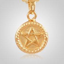 Star Light Star Bright Cremation Pendant II
