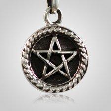 Star Light Star Bright Cremation Pendant