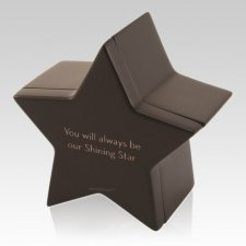 Star Pet Keepsake Urn