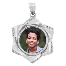 Starlight Photo Pendants