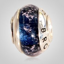 Starry Sky Cremation Ash Bead