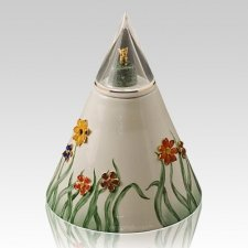 Celestial Life Artistic Cremation Urn
