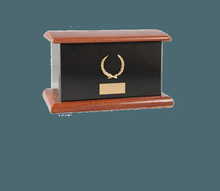 Stonewood Nero Absoluto Cremation Urn