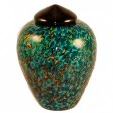 Sublime Glass Pet Cremation Urn