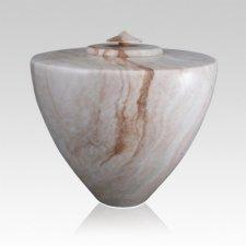 Sueno Alabaster Cremation Urn