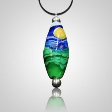 Summer Pet Cremation Pendant
