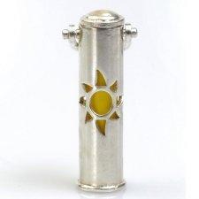 Sun Cremation Keychain Urn