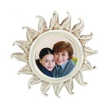 Sunflower Photo Pendants