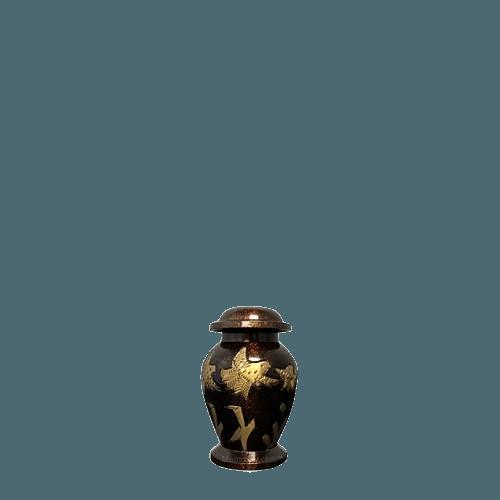 Sunrise Keepsake Cremation Urn