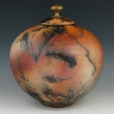 Sunset In Taiwan Cremation Urn