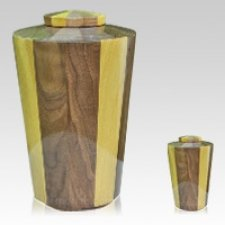 Sunshine Wood Cremation Urns