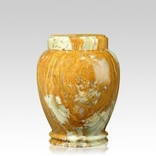 Sunstar Onyx Small Cremation Urn