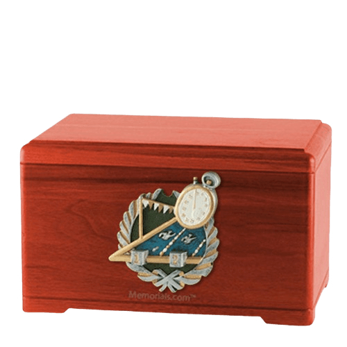 Swimming Cherry Cremation Urn