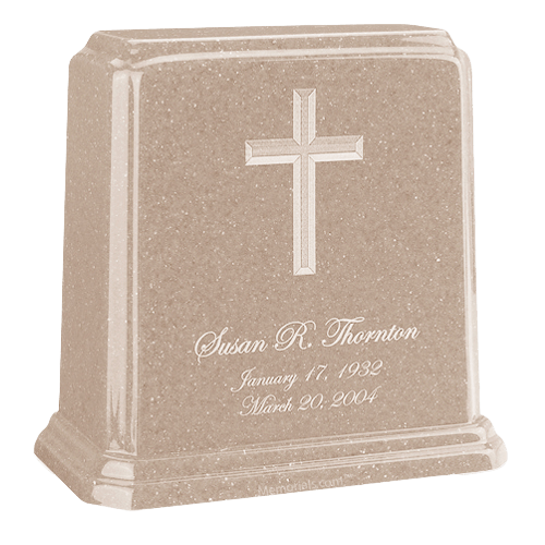 Tablet Sand Marble Urn