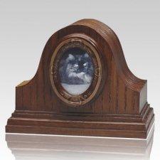 Tambour Pet Cremation Urn