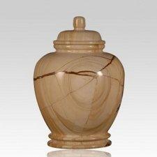 Teakwooden Child Small Urn