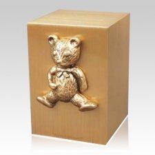Teddy Bear Paradise Children Urn