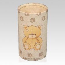 Teddy Pet Scattering Urn