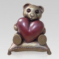 Teddy Bear Cremation Urn