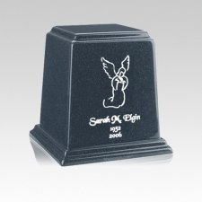 Temple Wedgewood Small Marble Urn