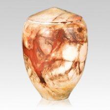 Terra Ceramic Pet Cremation Urn