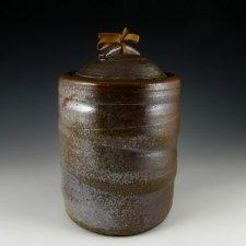 Terra Libre Raku Cremation Urn