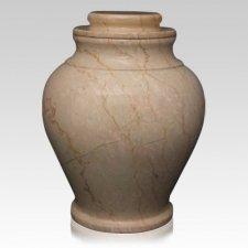 Terra Marble Cremation Urn