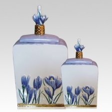 Terrestrial Ceramic Cremation Urns
