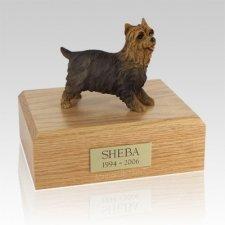 Terrier Yorkshire Large Dog Urn