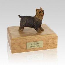 Terrier Yorkshire Medium Dog Urn