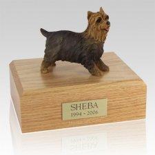 Terrier Yorkshire X Large Dog Urn
