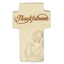 Thankful Comfort Cross Keepsakes
