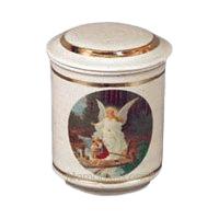 Guardian Porcelain Child Cremation Urn