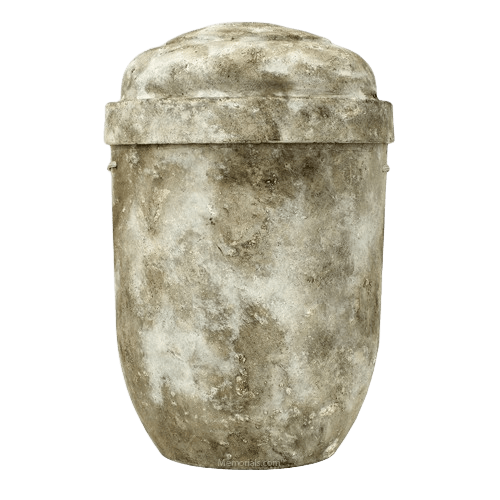 The Rock Biodegradable Urn