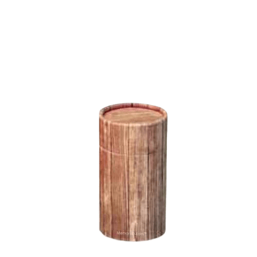 Timber Scattering Mini Biodegradable Urn