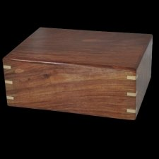 Timberland Wood Pet Cremation Urn