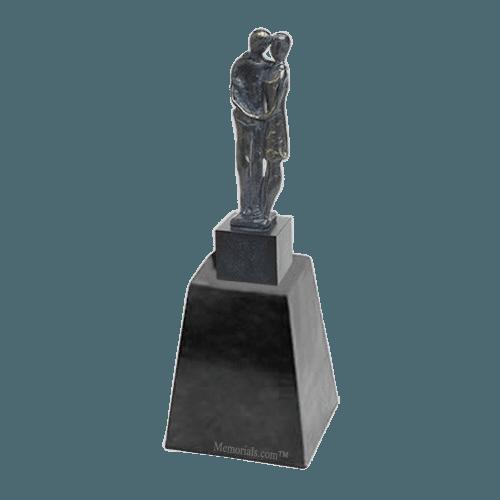 Timeless Metal Cremation Urn