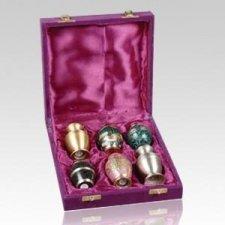Arrezo Keepsake Cremation Urn Set