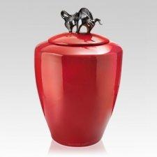 Toro Ceramic Cremation Urn