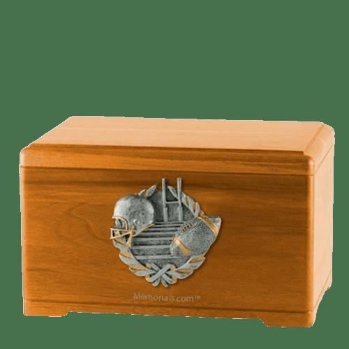 Touchdown Fan Cremation Urns